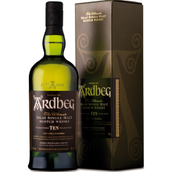 Ardbeg 10 years old 0.70 l