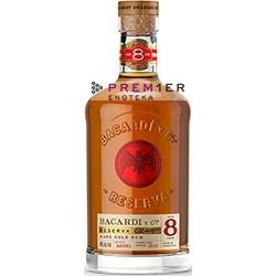 Bacardi Reserva Rare Gold Rum 8YO
