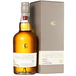 Glenkinchie 12yo single malt viski