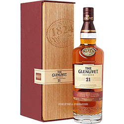 Glenlivet 21yo single malt viski cena