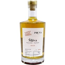 Pruna Šljivovica Single Barrel
