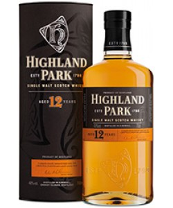 Highland Park 12YO single malt škotski viski