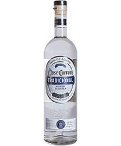 Tekila Jose Cuervo Tradicional Silver 100% Blue Agave