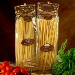 La fabbrica della pasta di Gragnano Tagliatelle