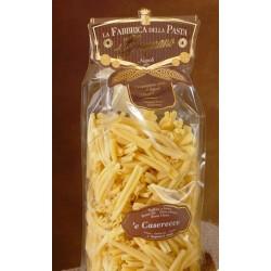 La fabbrica della pasta di Gragnano Caserecce