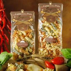 La fabbrica della pasta di Gragnano Fidanzati Tricolore 500g