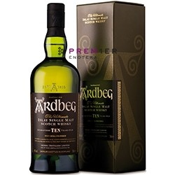 Ardbeg 10 Years Old škotski single malt