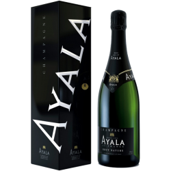 Ayala Brut Nature Zero Dosage 0.75 l