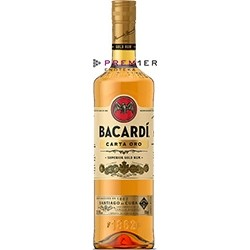 Bacardi Gold Carta Oro