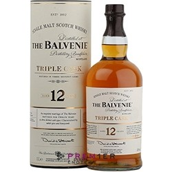 Balvenie 12YO Triple Cask single malt viski