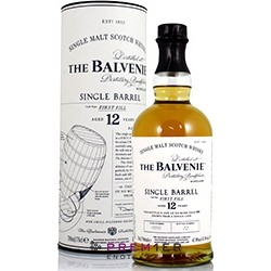 Balvenie 12YO Single Barrel Frist Fill