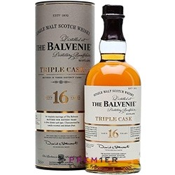 Balvenie 16YO Triple Cask single malt