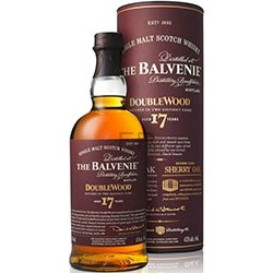 Balvenie 17YO DoubleWood