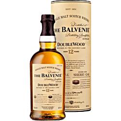 Balvenie double wood 12yo