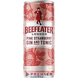 Beefeater Pink Strawberry Gin & Tonic