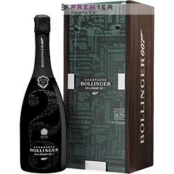 Bollinger Millesime 2011 007 Edition Gift Box