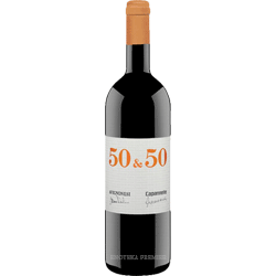 Capanelle 50&50 vino cena