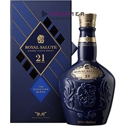 Chivas 21YO Royal Salute Belnded Whisky