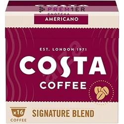 Costa Coffe Mocha Italia Signature Blend Americano Kapsule