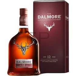 Dalmore 12 YO Single Malt viski