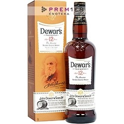 Dewar's 12YO Blended Scotch Whisky