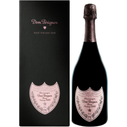 Moet & Chandon Dom Perignon rose gift box