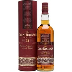 GlenDronach 12YO single malt viski