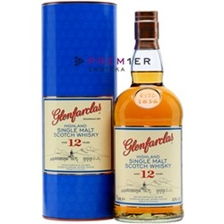 Glenfarclas 12 YO 1L single malt viski