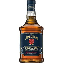 Jim Beam Double Oak burbon