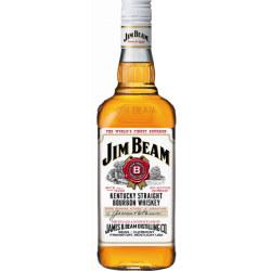Jim Beam white label 1 l