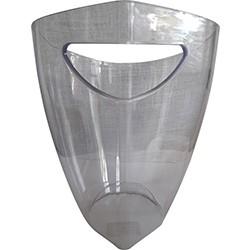 Kibla za 1 bocu vina PVC providna.