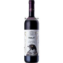 Vinarija Komuna Merlot 0.75l