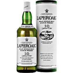 Laphroaig 10yo godina star single malt viski.