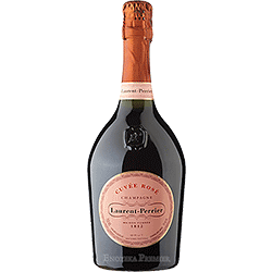 Laurent-Perrier Cuvee Rose 0.75 l