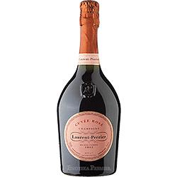 Laurent-Perrier Cuvee Rose 0.75l