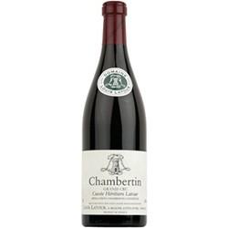 Louis Latour Chambertin Grand Cru Cuvée Héritiers Latour