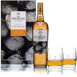 Macallan Amber Limited Edition + 2 čaše
