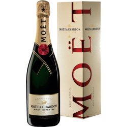 Moet & Chandon Brut Imperial Gift Box 0.75l