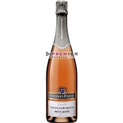 Simonnet Febvre Cremant de Bourgogne Brut Rose 0.75l