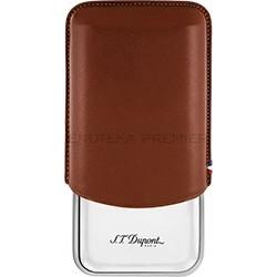 ST Dupont Etui Marron futrola za 3 cigare