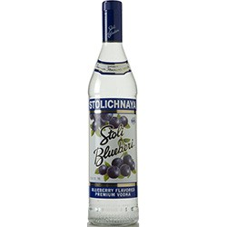 Stolichnaya Borovnica votka