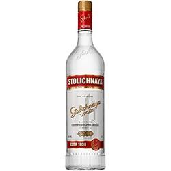Stolichnaya original vodka