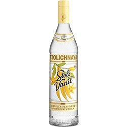 Stolichnaya Vanila votka