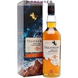 Talisker 10 Year Old Single Malt viski