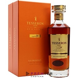 Tesseron XO Exception Lot N° 29 cognac