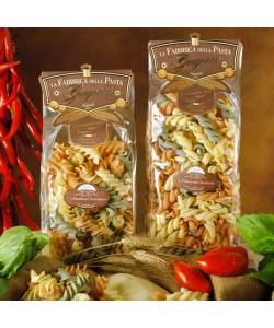 La fabbrica della pasta di Gragnano Fidanzati Tricolore 500gr