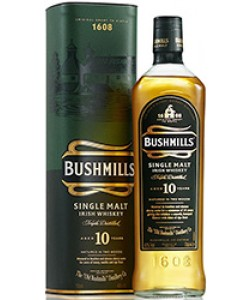 Bushmills Single Malt 10YO irski viski