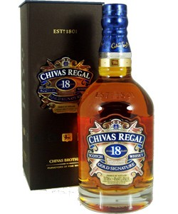 Chivas Regal 18YO