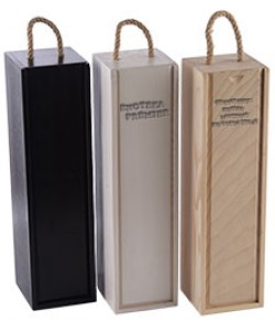 Drvena kutija za vino u boji prodaja