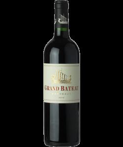 Grand Bateau Bordeaux rouge